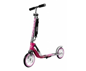 Самокат HUDORA Big Wheel 205 magenta/silver (14764)
