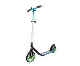 Самокат HUDORA CLVR 215 blue/green (14823)