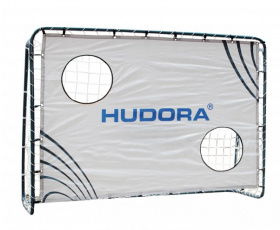 Футбольные ворота HUDORA Soccergoal Freekick with target shot (76900)
