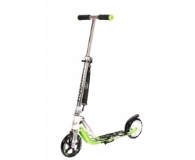 Самокат HUDORA Big Wheel 180 green (14745)
