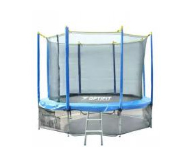 Батут Optifit Like Blue 14 FT