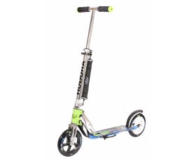 Самокат HUDORA Big Wheel 205 green/blue (14750)