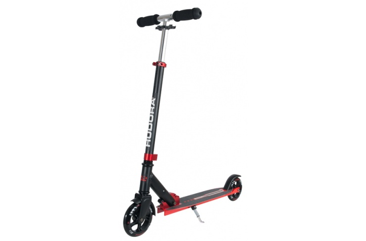 Самокат HUDORA Big Wheel Bold 145 red Красный (14254) фото 1