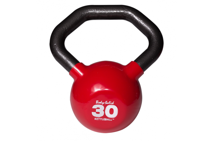 Гиря Body Solid KETTLEBALL™ 13,6 кг фото 1