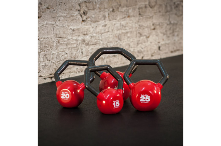 Гиря Body Solid KETTLEBALL™ 27,2 кг фото 2