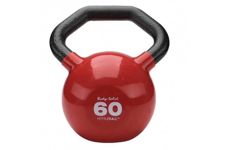 Гиря Body Solid KETTLEBALL™ 27,2 кг фото 1