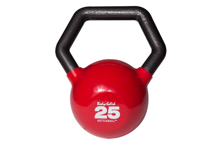 Гиря Body Solid KETTLEBALL™ 11,3 кг фото 1